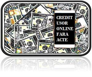 Credit online rapid pe card fara adeverinta de venit