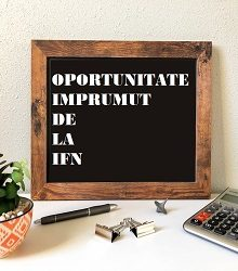 oportunitate imprumut de la ifn