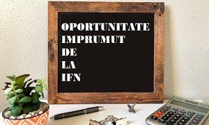 oportunitate imprumut de la ifn